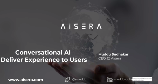 Conversational AI Delivers Experience to Users